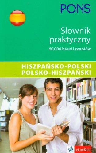 9788376088044: PONS Slownik praktyczny hiszpansko-polski polsko-hiszpanski