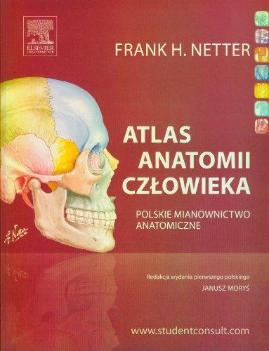 9788376093376: Atlas anatomii czlowieka