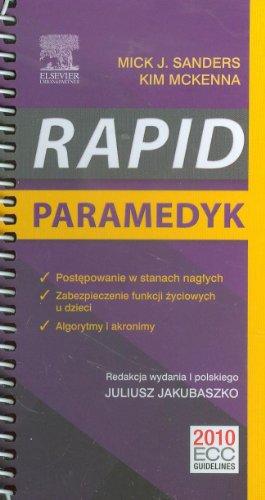 9788376098739: RAPID Paramedyk