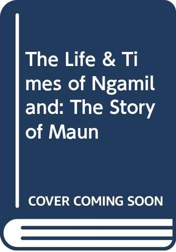 9788376119977: The Life & Times of Ngamiland: The Story of Maun