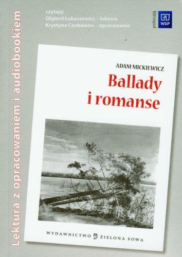 9788376233734: Ballady i romanse Audiobook i opracowanie