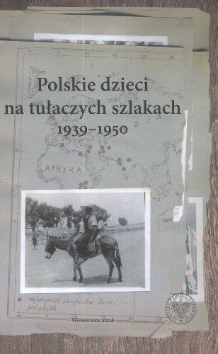 Polskie dzieci na tulaczych szlakach 1939-1950: Wrobel, Janusz