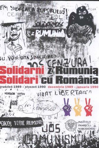 Solidarni z Rumunia Solidari cu Romania: Konrad Bialecki