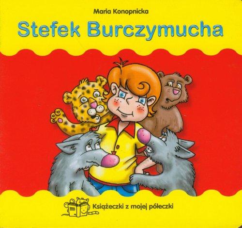 9788376321219: Stefek Burczymucha