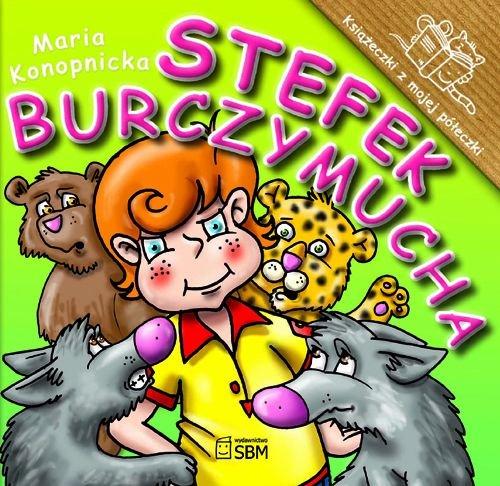 9788376322384: Stefek Burczymucha