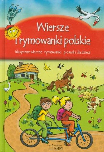 9788376323886: Wiersze i rymowanki polskie: klasyczne wiersze rymowanki piosenki dla dzieci