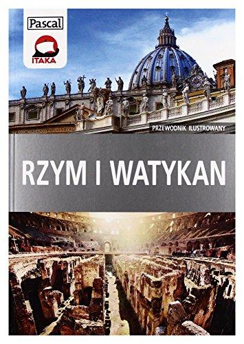 Rzym i Watykan przewodnik ilustrowany (Polska Wersja: Marcin Szyma, Szyma