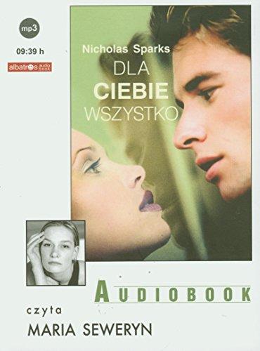 9788376598864: Dla Ciebie wszystko (audiobook CD) (Polska wersja jezykowa)