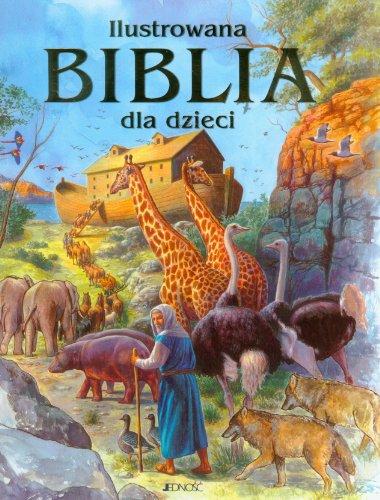 9788376603247: Ilustrowana Biblia dla dzieci
