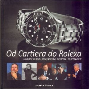 9788377050361: Od Cartiera do Rolexa