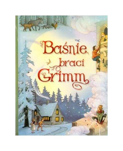 9788377085615: Basnie braci Grimm (polish)