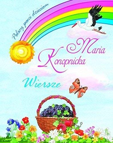 "9788377087022: Wiersze - Maria Konopnicka [KSIÄ""??KA]"