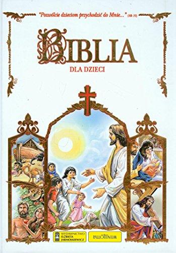 9788377112595: Biblia dla dzieci
