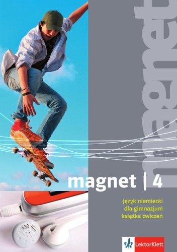 9788377153093: Magnet 4. Zeszyt cwiczen