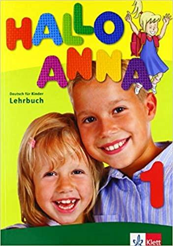9788377153222: Hallo Anna 1 - Libro del alumno + 2 CD