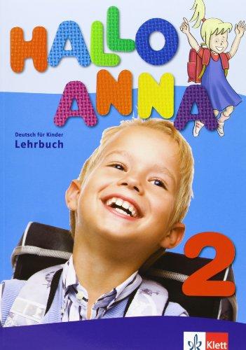 9788377154441: Hallo Anna 2 - Libro del alumno + 2 CD