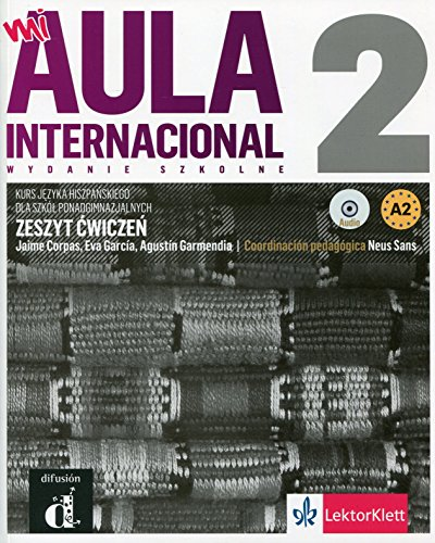 9788377159682: Mi Aula International 2 Zeszyt cwiczen