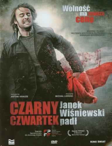 9788377691083: Czarny czwartek. Janek Wisniewski padl / Black Thursday. Janek Wisniewski fell (PAL, Region 2)