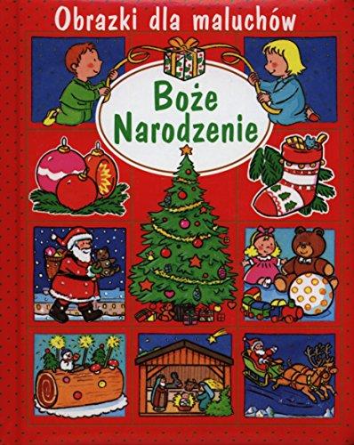 9788377707135: Boze Narodzenie Obrazki dla maluchów