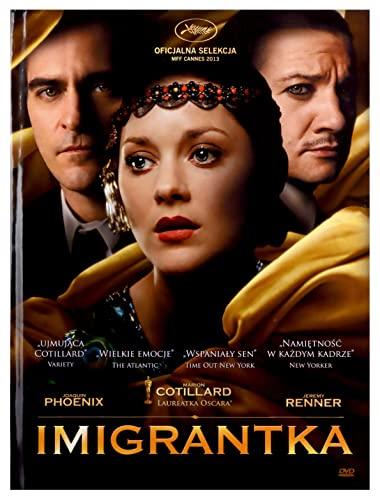 9788377788028: The Immigrant [DVD]+[KSIÄ ĹťKA] [Region 2] (IMPORT) (No hay versión española)