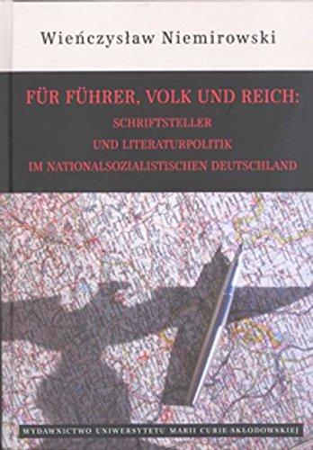 9788377846117: Für Führer Volk und Reich