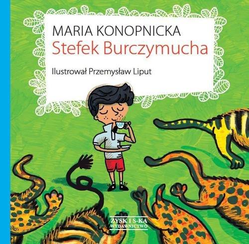 9788377850718: Stefek Burczymucha
