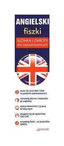 9788377882269: Angielski. Fiszki. Slowka i zwroty dla zaawansowanych