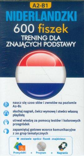 9788377882580: Niderlandzki 600 fiszek Trening dla znajacych pods