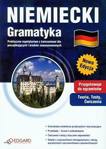 9788377883778: Niemiecki Gramatyka