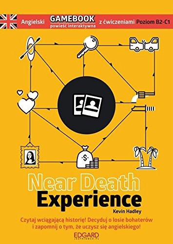 9788377885628: Angielski Gamebook z cwiczeniami Near Death Experience