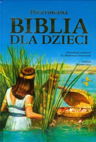 9788378291039: Ilustrowana Biblia dla dzieci