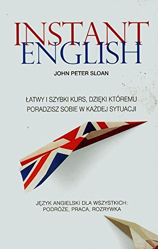 9788378442165: Instant English - John Peter Sloan [KSI??KA]
