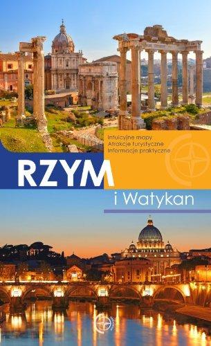 9788378453123: Rzym i Watykan Przewodnik