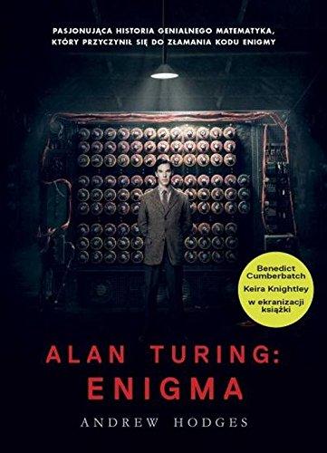 9788378858454: Alan Turing Enigma