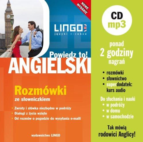 9788378921028: Angielski Rozmówki + audiobook MP3