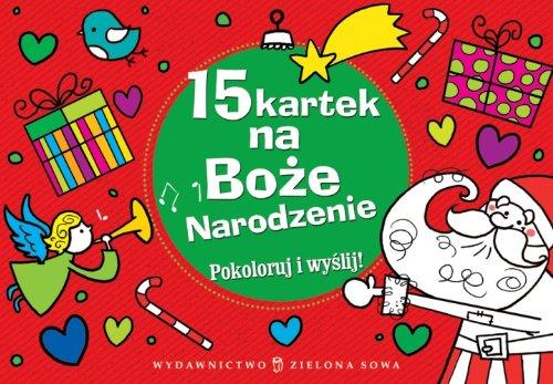 9788378955825: Kartki na Boze Narodzenie
