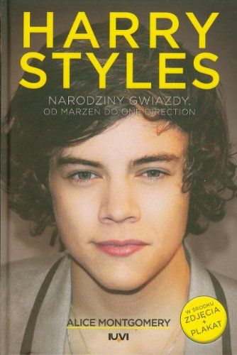 9788379240043: Harry Styles