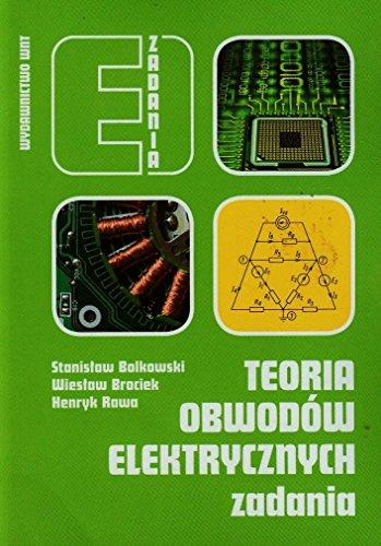 9788379262298: Teoria obwodow elektrycznych Zadania