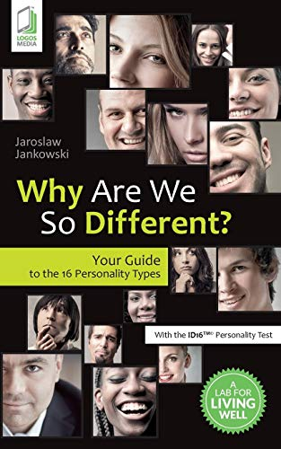 9788379810994: Why Are We So Different?: Your Guide to the 16 Personality Types