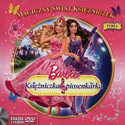 9788379892778: Barbie Ksiezniczka i piosenkarka Tom 3 [Alemania] [DVD]
