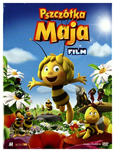 9788379895649: Maya the bee movie [DVD]+[KSI??KA] [Region 2] (IMPORT) (No English version)