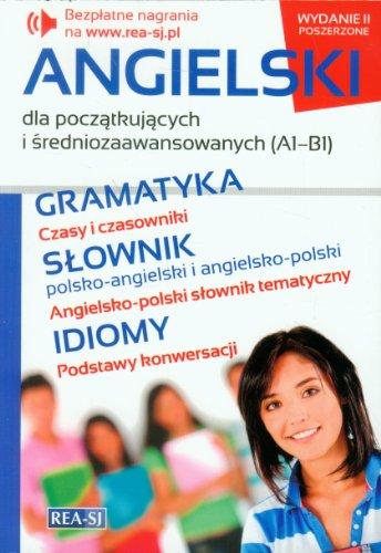 9788379930098: Polish-English & English-Polish Dictionary for Polish Speakers: Includes English Grammar and Idioms Sections.