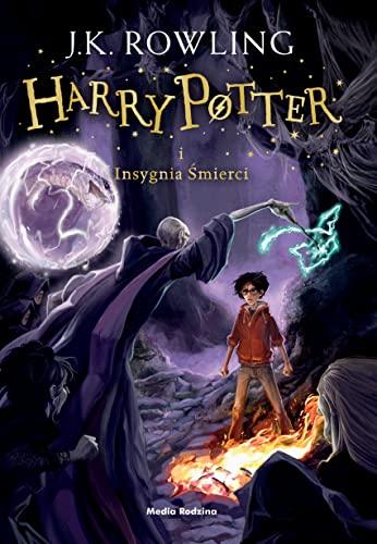 9788380082236: Harry Potter i Insygnia Smierci