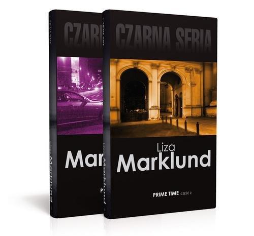 Prime time. Czesc 1 i 2 (komplet): Marklund Liza