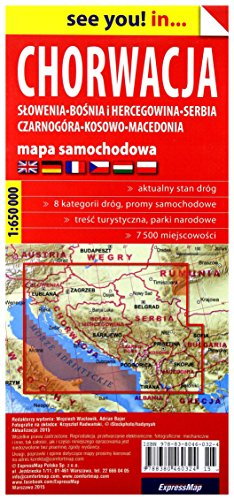 Chorwacja, Slowenia, Bosnia i Hercegowina, Serbia, Czarnogora,: Praca Zbiorowa