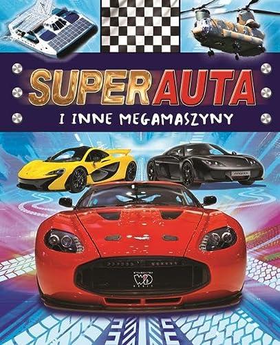 9788380570078: Superauta i inne megamaszyny