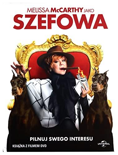 9788380910508: Szefowa booklet+DVD