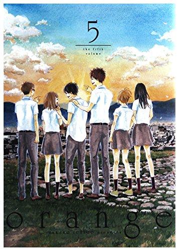 9788380960015: Orange (Tom 5) - Takano Ichigo [KOMIKS]