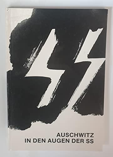 9788385047353: Auschwitz in den Augen der SS