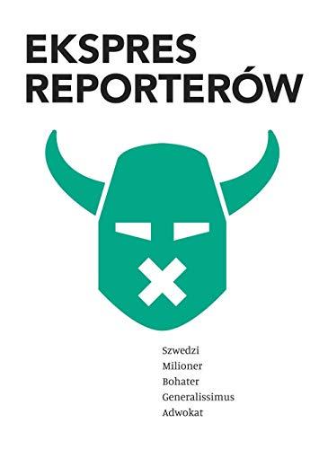 9788385049821: Ekspres reporterow